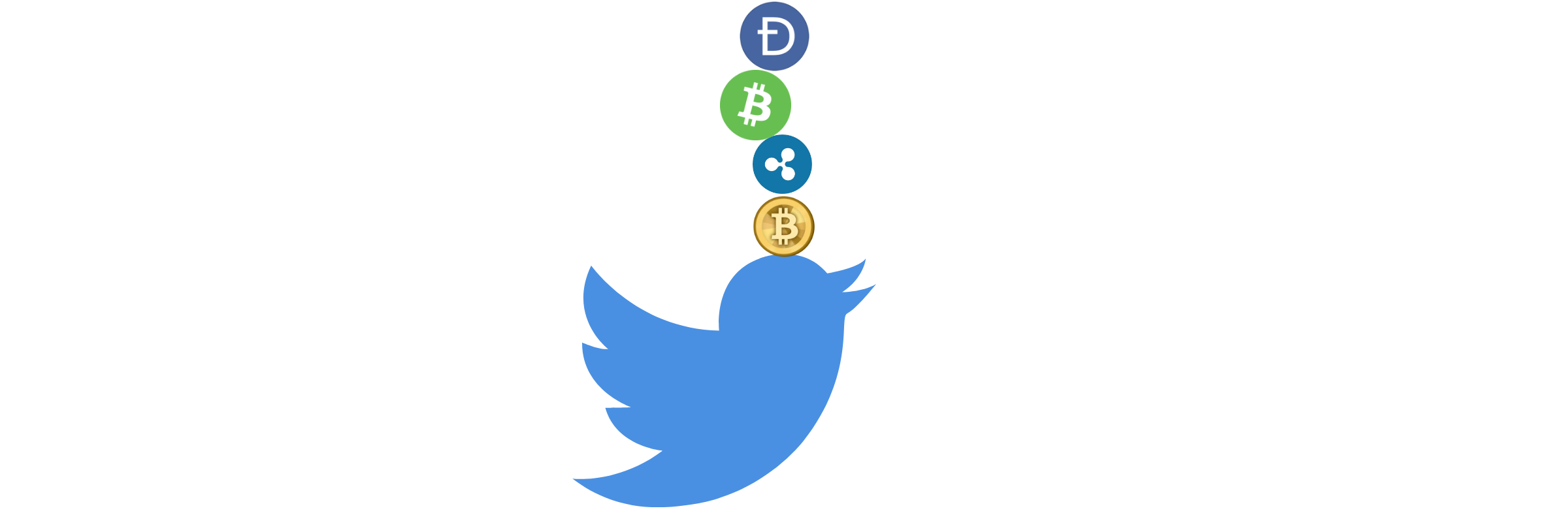 Tweets to 10000 follower - cryptocurrency niche. Подписка на Twitter cover