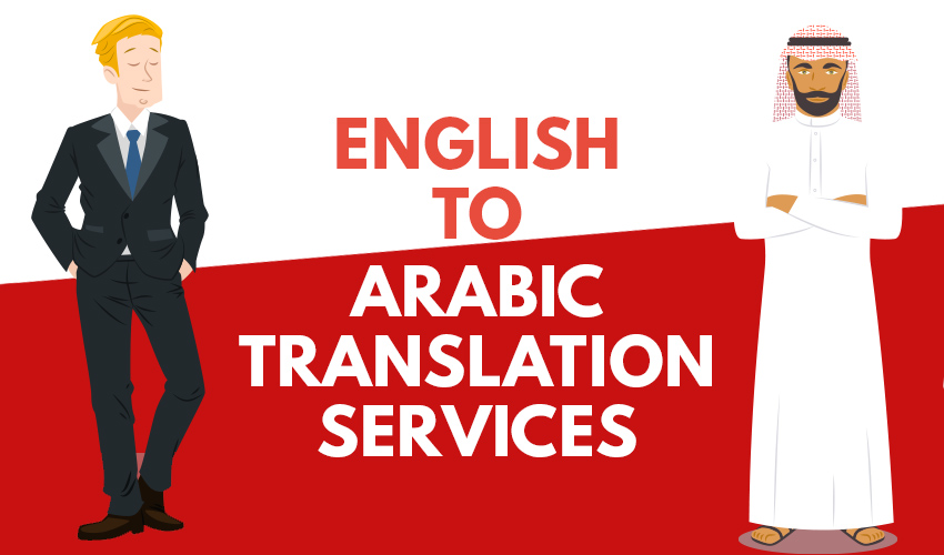 Arabic Translation Services cover