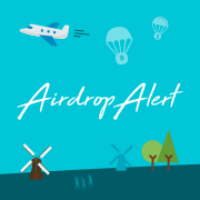 Create your airdrop campaign logo