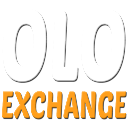 OLO Exchange logo
