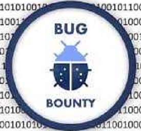 Bug Bounty (Scaning Websites and App for bugs & keep you safe from hackers) logo