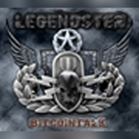 Legendster's Signature Space for Rent logo